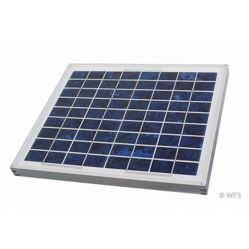 12 Watt Polycrystalline Solar Panel