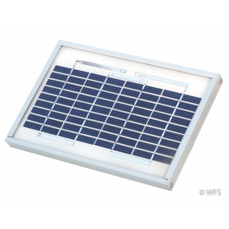 2.5 Watt Polycrystalline Solar Panel
