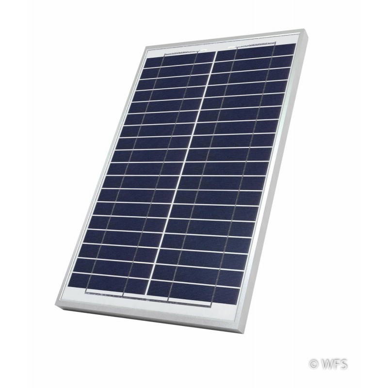 22 Watt Polycrystalline Solar Panel