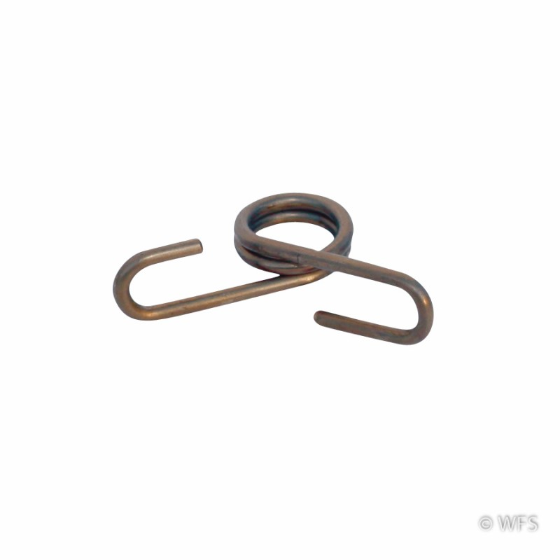 "3/8"" Stainless Steel Spring Clips"