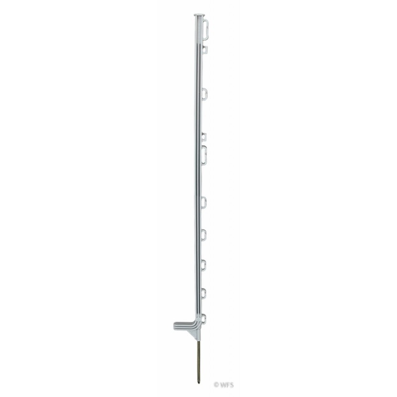 "35"" PowerPost™ Tread-In Post, Gray"