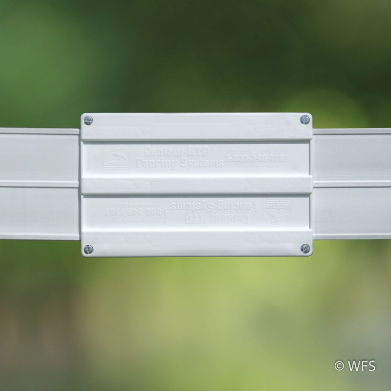 Splice Cover, White
