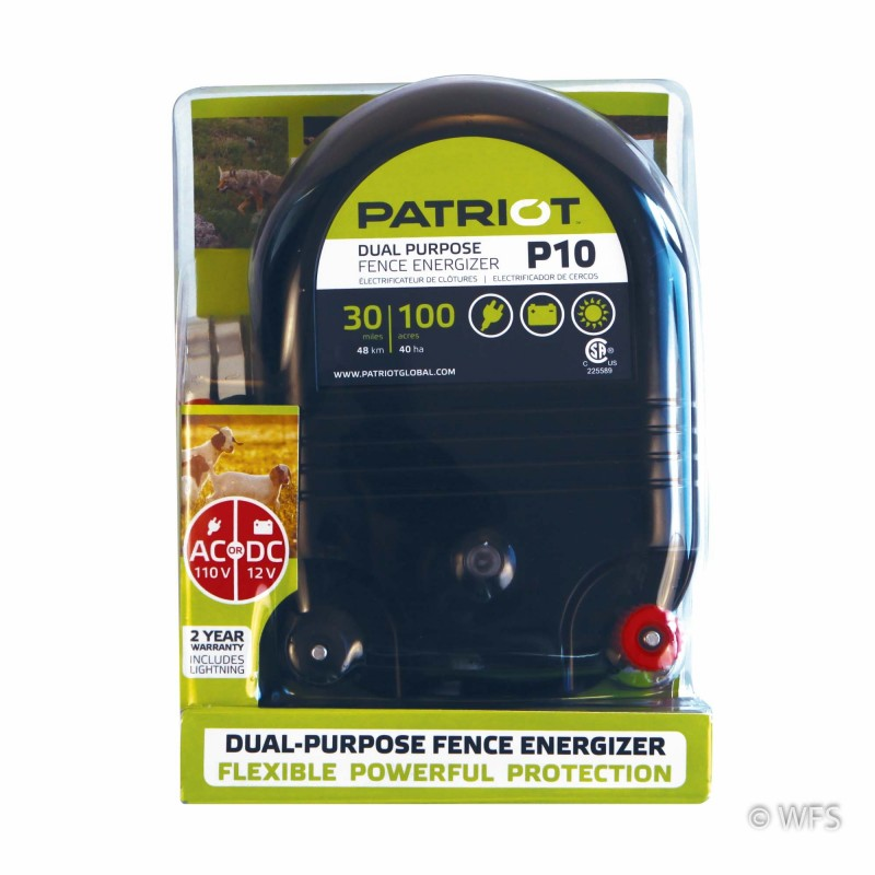 Patriot P10 Energizer