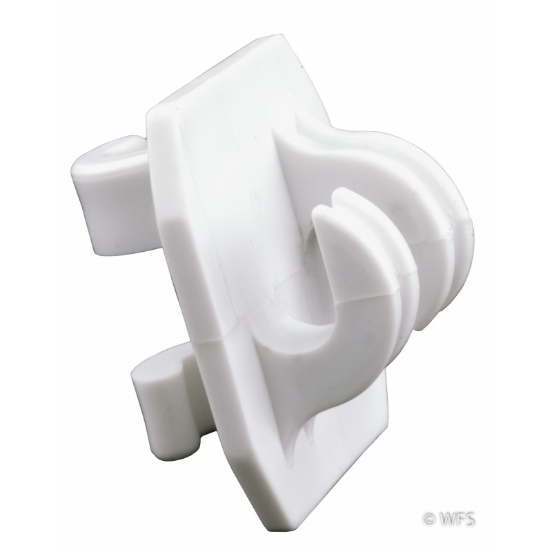 Snap-on Pig Tail Clip