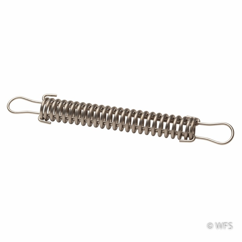 Stainless Steel P-Spring