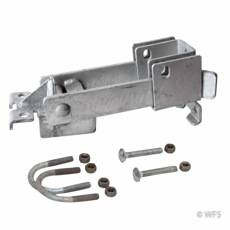 Small Twin Gate Latch