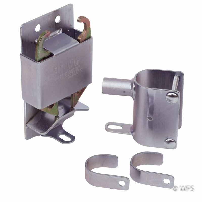 Two-Way Slam Gate Latch