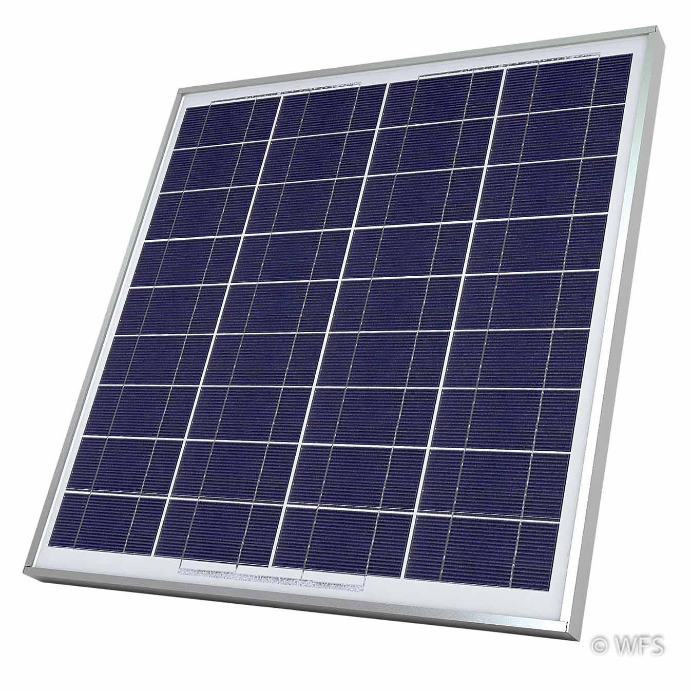 65 Watt Polycrystalline Solar Panel