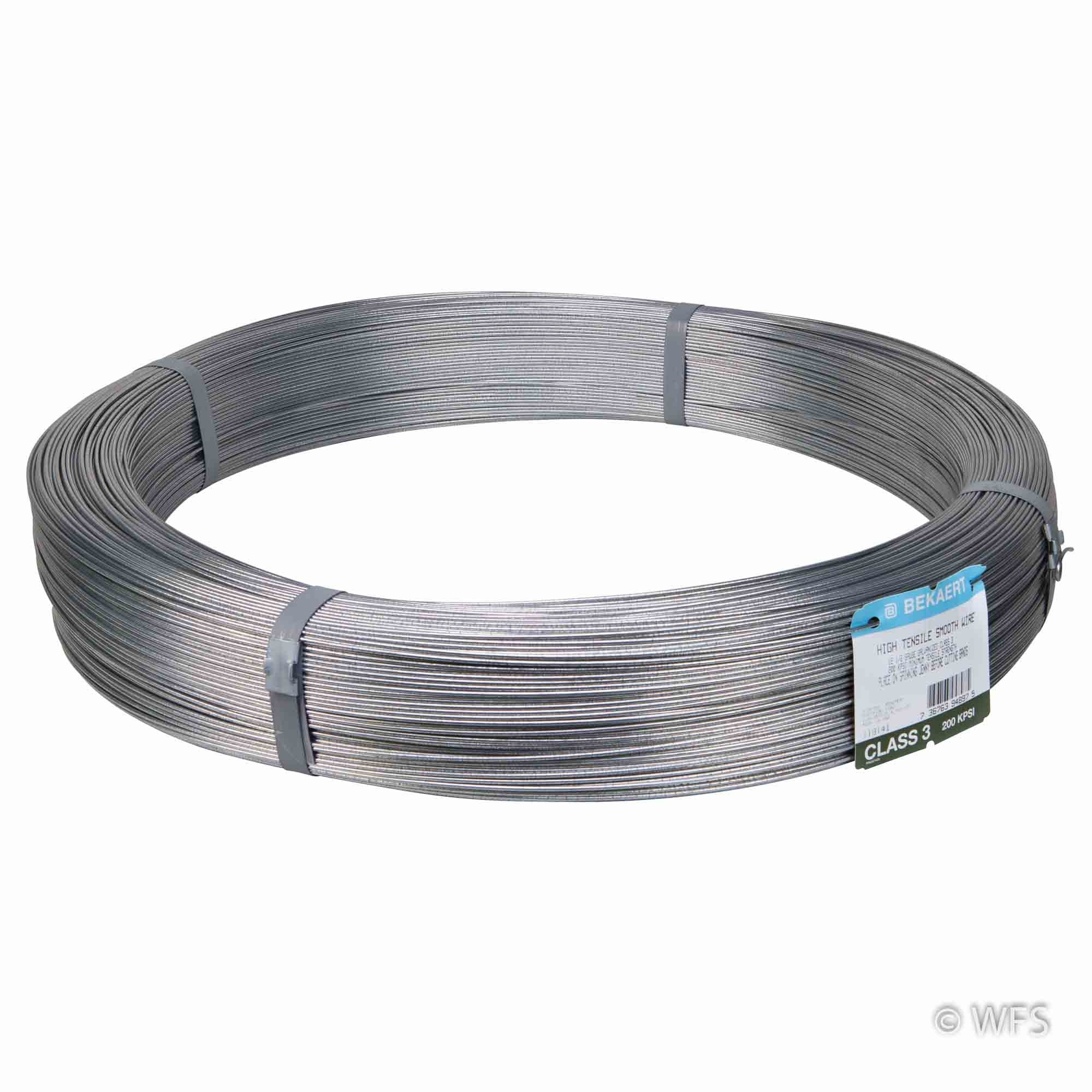 12½ Gauge Class 3 High-Tensile 200 KPSI Wire