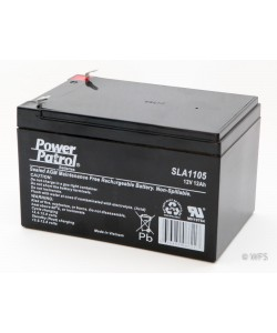 Sealed AGM Battery - 12 volt, 12 amp