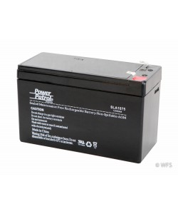 Sealed AGM Battery - 12 volt, 7.5 amp