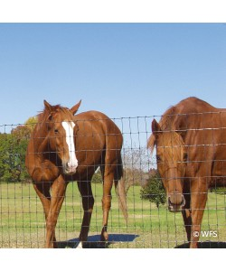 Bekaert 2x4 Horseman® 12½-14 Gauge ZA Black, 13-48-2, 200'