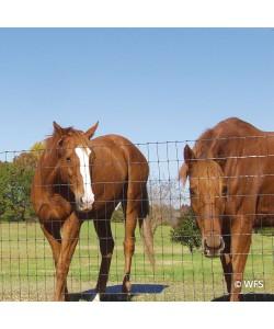 Bekaert 2x4 Horseman® 12½-14 Gauge ZA Black, 13-48-2, 100'