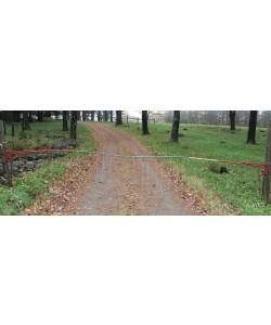 24' Lorenz Drive-Thru Electric Gate