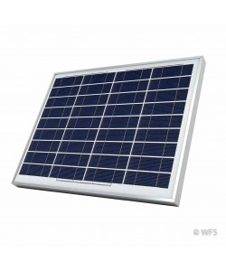40 Watt Polycrystalline Solar Panel