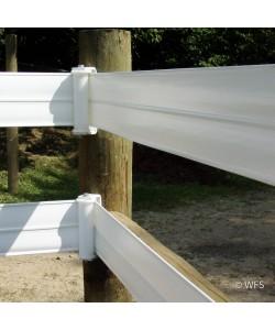 Inside Corner Roller, White