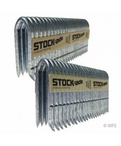 "1.75"" Pneumatic Fence Staples, box of 1000"