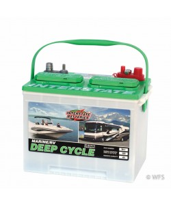 Marine Deep Cycle Battery
