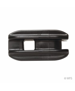 PI20B High-Tensile Terminal Insulator, Black