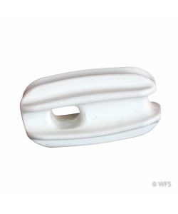 PI20 High-Tensile Terminal Insulator, White