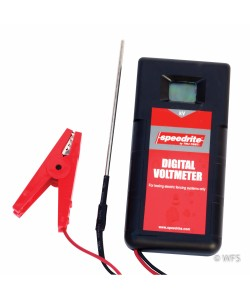 Speedrite Digital Volt Meter
