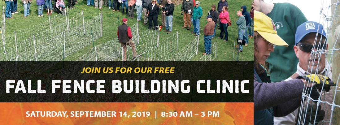 Free Fall Fence Clinic 2019