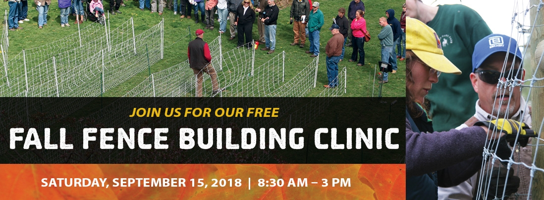 Free Fall Fence Clinic 2018